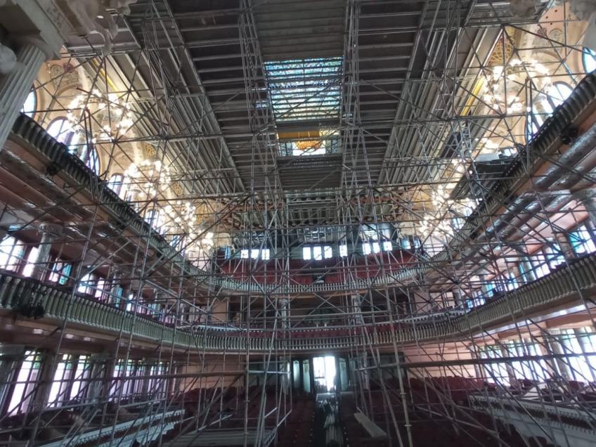 Sala de Conciertos del Palau de la Música Catalana